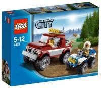 ���� LEGO City 4437 ����������� ������